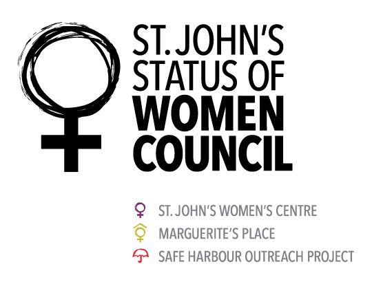 St. John's Status of Women Council  Logo